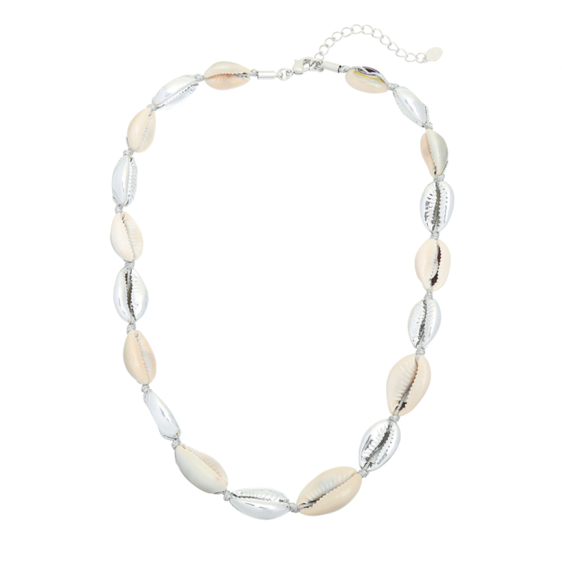 Ketting 'Summer Paradise' - zilver
