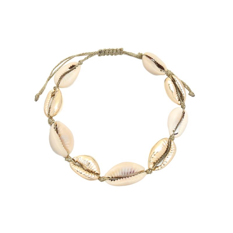 Armband 'Summer Paradise' - goud