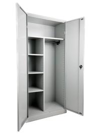Budget garderobekast 2-deurs