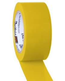 Standard safety tape roll, 50mm. x 33m.