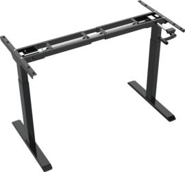 Slinger verstelbaar zit-sta frame/bureau