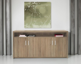 Manager half-open dressoirkast 89x168x42 cm.