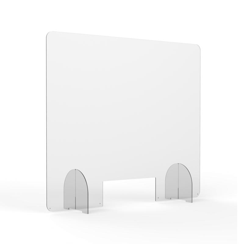 Preventiescherm 60 x 60 (bxh) met opening