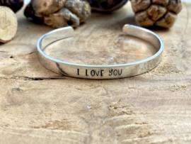 Armband I love you