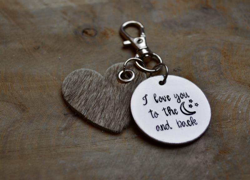 Sleutelhanger I Love you 1