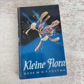 Boek Kleine Flora W.P. Postma