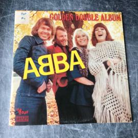 LP ABBA Golden Double Album