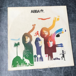 LP ABBA The Album
