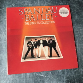 LP Spandau Ballet The Singles Collection