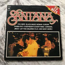 LP Santana '25 Hits'
