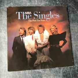 LP ABBA  The Singles