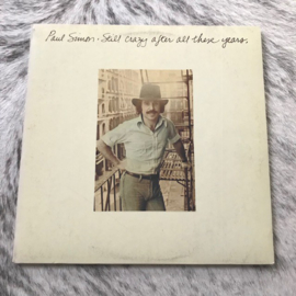 LP Paul Simon 'Still Crazy After All These Years'