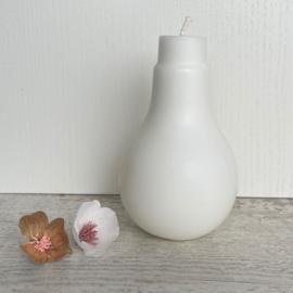 Kaars Lightbulb