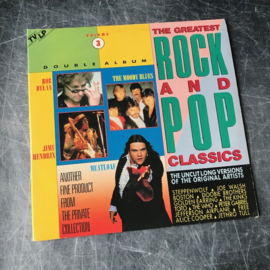 2LP The Greatest Rock And Pop Classics