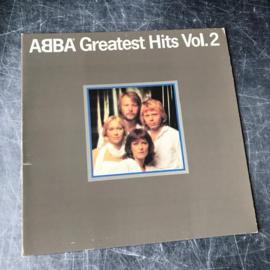 LP ABBA Greatest Hits Vol. 2