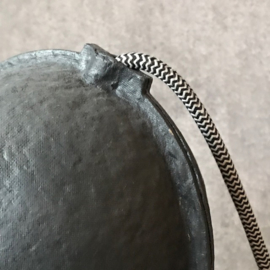 Lamp Egg of Columbus Seletti grijs