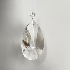 Zonnekristal druppel