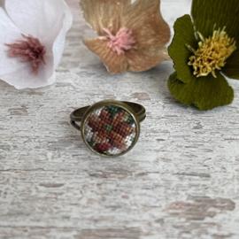 Ring Tessa Randi Vintage Flower small