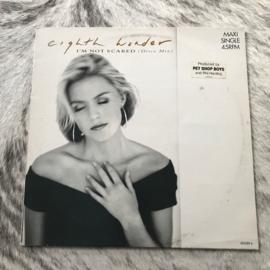 Maxi single Eight Wonder 'I'm Not Scared'