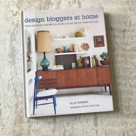 Boek Design bloggers at home - Ellie Tennant