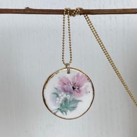 Ketting Mella Vintage Flower
