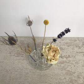 Antieke Franse bloemensteker