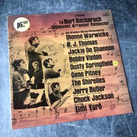 LP Burt Bacharach - A Tribute To