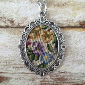 Ketting Vintage Flowers Tessa Randi