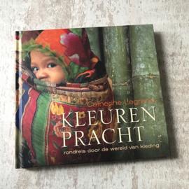Boek Kleurenpracht - Catherine Legrand