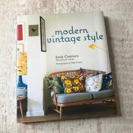 Boek Modern Vintage Style - Emily Chalmers