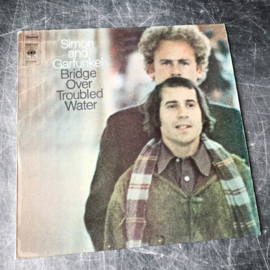 LP Simon & Garfunkel A Bridge over troubled water