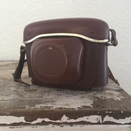 Vintage camera LOTUS 35 (in bruine hoes)