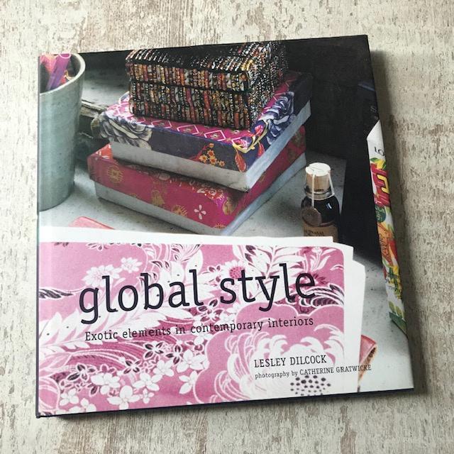 Boek Global Style - Lesley Dilcock