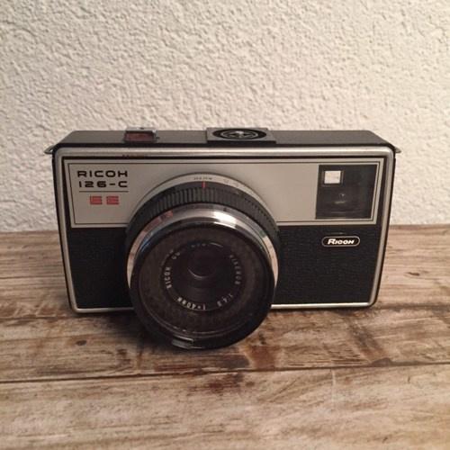 Vintage camera Ricoh 126-C
