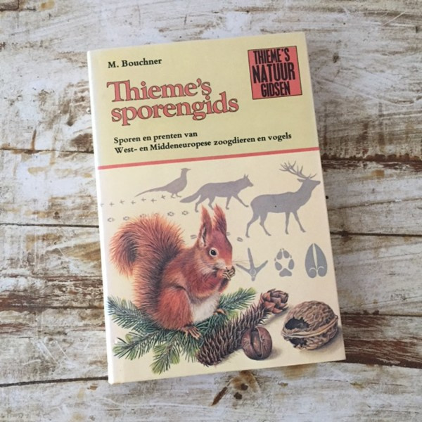 Thieme's Sporengids (M. Bouchner)