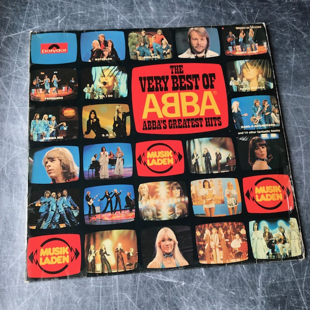 2LP The Very Best of ABBA