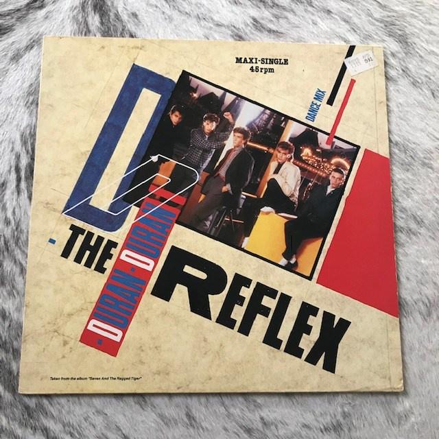 Maxi single Duran Duran 'The Reflex'