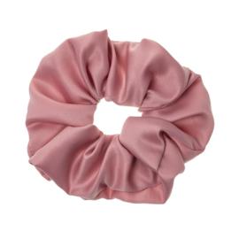 Siena Scrunchie Satijn 0597 Pale Pink (526)