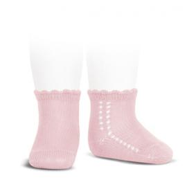 Cóndor Socks Openwork 2569/4 Roze (500)