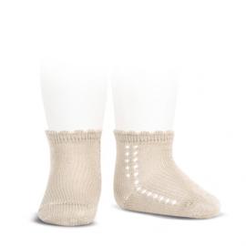 Cóndor Socks Openwork 2569/4 Beige (304)