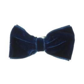 Siena Klik-klak Haarclip Velvet 6342 Blauw