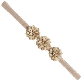 Siena Haarband Bloem Satijn 6519 Cuerda (331)