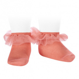 Cóndor Socks Tule 2488/4 Peony (635)