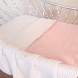Wafel Deken Roze