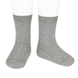 Cóndor Socks Rib 2016/4 Grijs (221)
