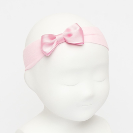 Siena Haarband Ribbon Strik 6610 Roze (500)