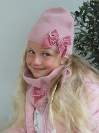 Cóndor Baret Velvet Strik 50.036.011 Pale Pink (526)