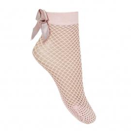 Cóndor Socks Openwork Strik 4594/4 Pale Pink (526)