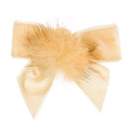 Siena Haarclip Velvet Pompom 6380 Cuerda (331)
