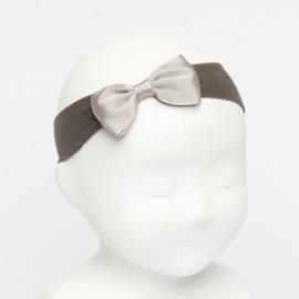 Siena Haarband Ribbon Strik 6610 Bruin (390)